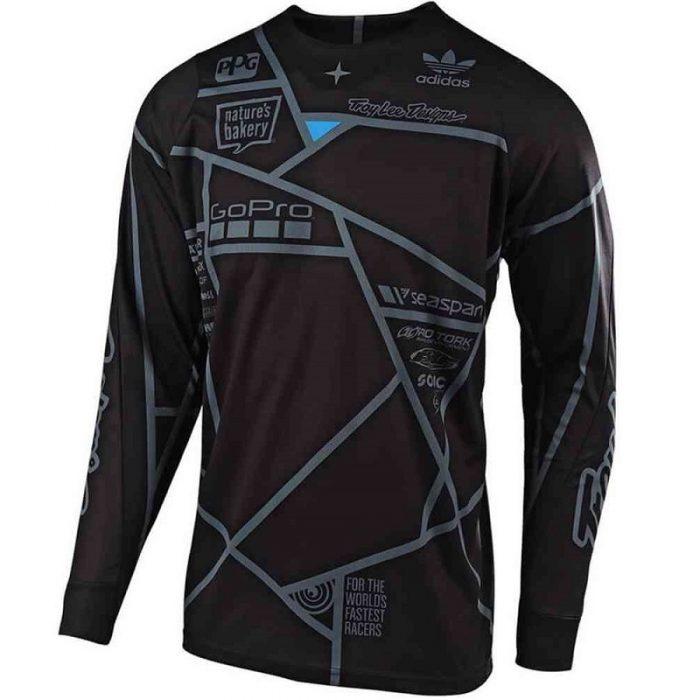 Блуза Troy Lee Designs SE Metric Black
