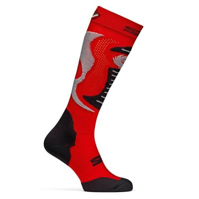 Чорапи SIDI Faenza Червени