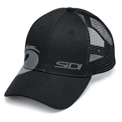 Шапка с козирка SIDI Net Cup Черна