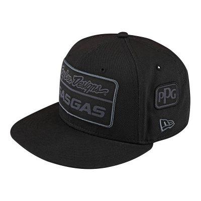 Шапка Troy Lee Designs Team Snapback Black
