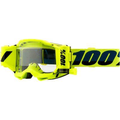Очила 100% Accuri2 Forecast Fluo Yellow