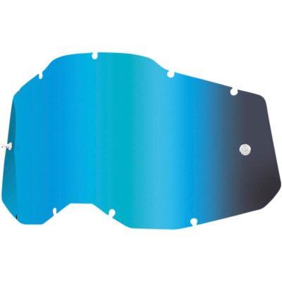Плака за очила 100% Racecraft2/Accuri2/Strata2 – Mirror Blue