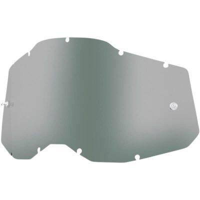 Плака за очила 100% Racecraft2/Accuri2/Strata2 – Smoke