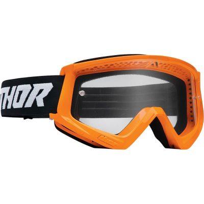 Очила THOR Combat Flo Orange/Black
