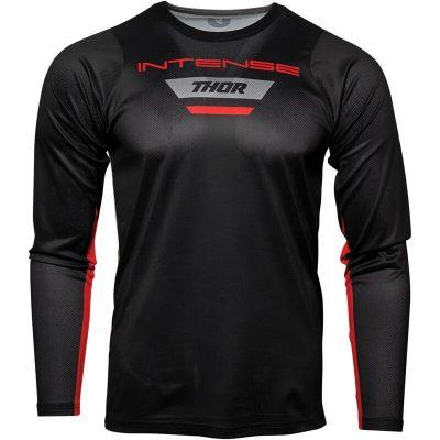 Блуза THOR Intense Black/Charcoal