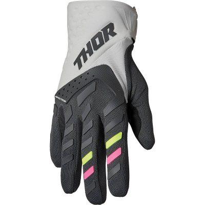 Дамски ръкавици THOR Spectrum Gray/Charcoal