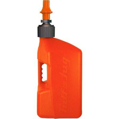 Туба за бензин 10 литра TUFF JUG Оранжева