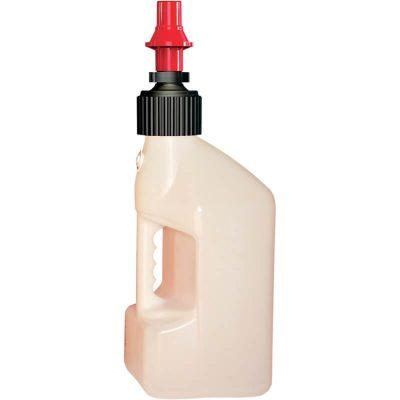Туба за бензин 10 литра TUFF JUG Бяла