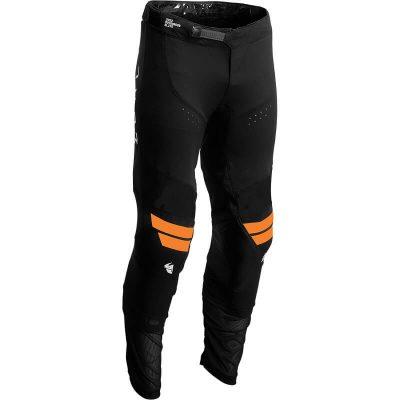 Панталон THOR Prime Hero Black/Flo Orange