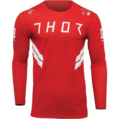 Блуза THOR Prime Hero Red/White