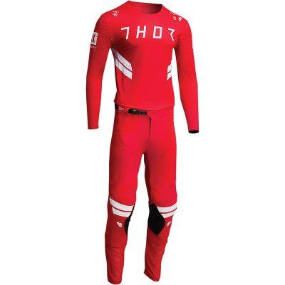 Екип THOR Prime Hero Red/White